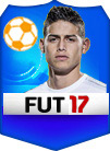 FIFA 17 Account XBOX ONE 100 K Coins