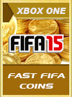 FIFA 15 XBOX ONE Coins 99 K