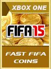 FIFA 15 XBOX ONE Coins 99 K