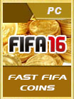 FIFA 16 UT Coins PC 9.9K * 2 Bronze Player