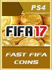 FIFA 17 Coins PS4 50 K