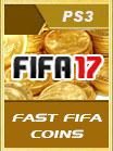 FIFA 17 PS3 Comfort Trade 300 K