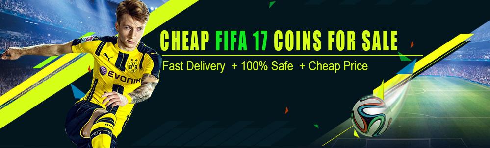Cheap FIFA 17 Coins