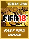 FIFA 18 Xbox 360 Coins 10 K Coins