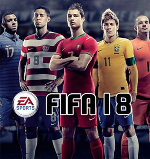 FIFA 18-possible cover