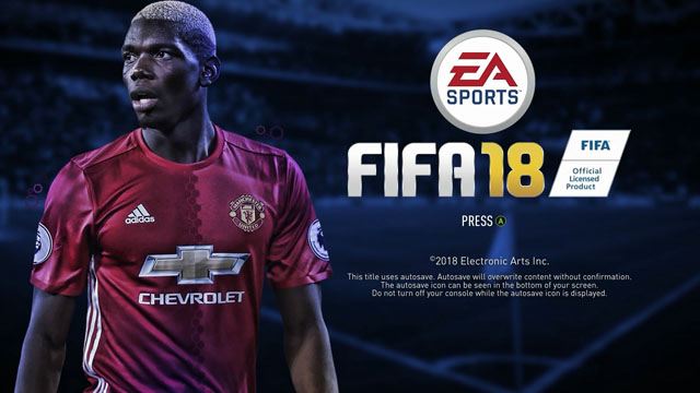 fifa 18-home page