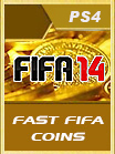 FIFA 14 PS4 Coins 1000 K