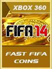 FIFA 14 XBOX 360 Coins 100 K