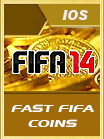 FIFA 14 IOS Coins 1000 K