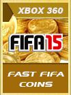 FIFA 15 XBOX 360 Coins 99 K