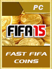 Leveling FIFA 15 PC Coins (Comfort Trade) 200 K