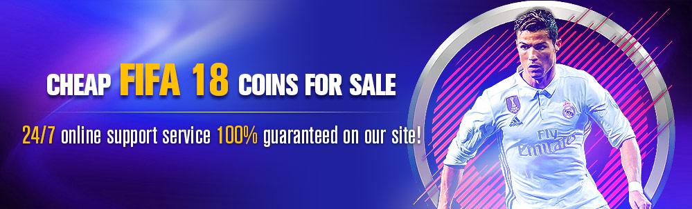 Cheap FIFA 18 Coins