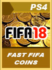 FIFA 18 PS4  Coins 50 K Coins