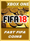 FIFA 18 Xbox One Coins 55 K Coins